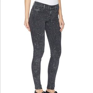 710 super skinny sculpt speckled jeans